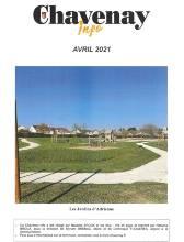 Chavenay Info – Avril 2021
