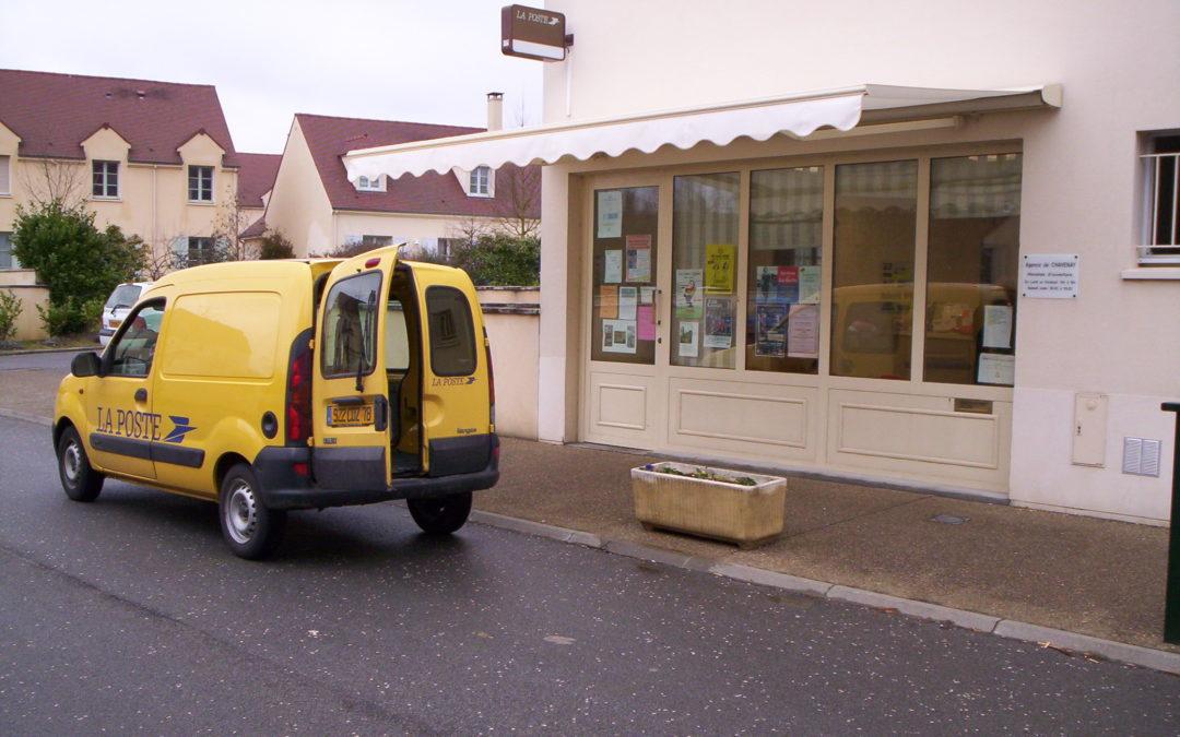 Congés d'été Agence postale
